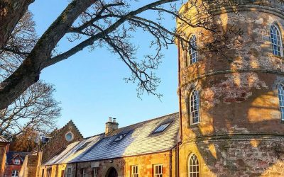 Artist Residency at Marchmont House
