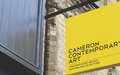 Exhibiting in Cameron Contemporary Art's Viewing Room