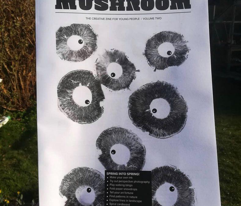 Mushroom Issue 2