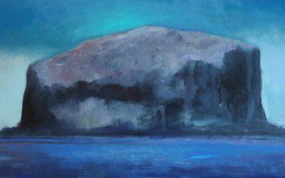 'Bass Rock' at Fidra Fine Art